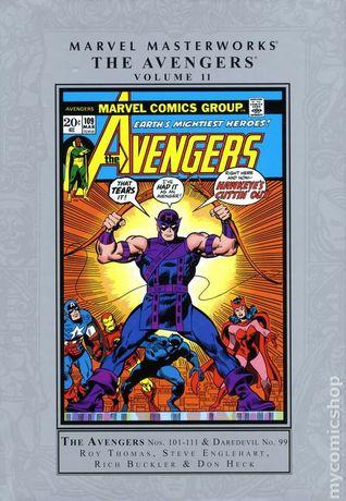 Marvel Masterworks: Los Vengadores, Vol. 11