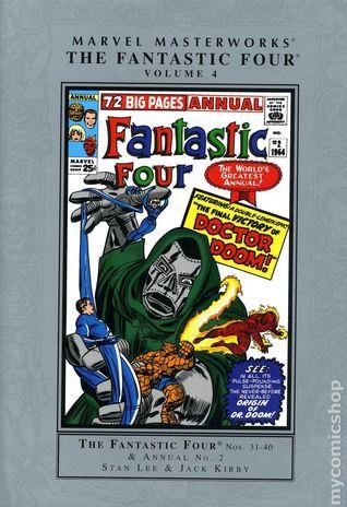 Marvel Masterworks: Los Cuatro Fantásticos, Vol. 4
