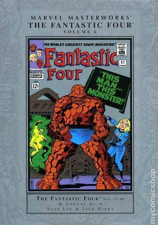 Marvel Masterworks: Los Cuatro Fantásticos, Vol. 6