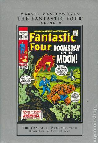 Marvel Masterworks: Los Cuatro Fantásticos, Vol. 10