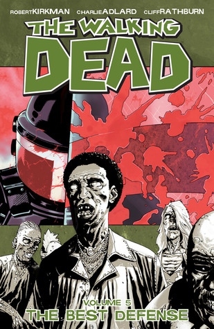 The Walking Dead, vol. 05: La mejor defensa