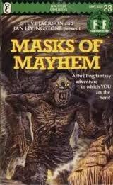 Máscaras de Mayhem