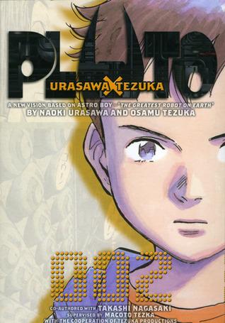 PLUTO: Urasawa x Tezuka, Volumen 002
