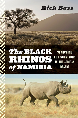 Los Rinocerontes Negros de Namibia: Buscando sobrevivientes en el desierto africano