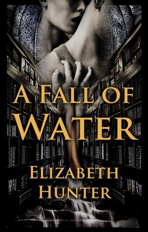 Una caída de agua