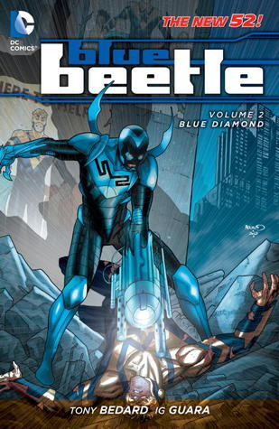 Blue Beetle, vol. 2: Diamante azul
