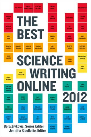 La mejor escritura de la ciencia en línea 2012 (laboratorio abierto)