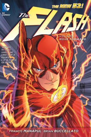 El Flash, Volumen 1: Avanzar