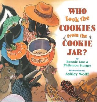 ¿Quién tomó las galletas del tarro de la galleta?