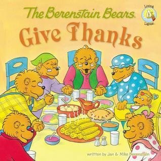 Los osos de Berenstain dan las gracias