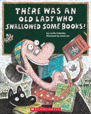 Había una anciana que tragó algunos libros!