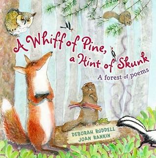 A Whiff of Pine, un toque de Skunk: un bosque de poemas