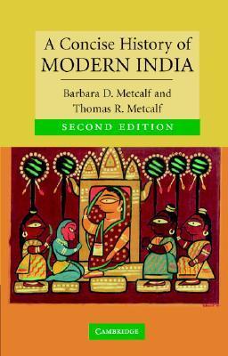 Una historia concisa de la India moderna
