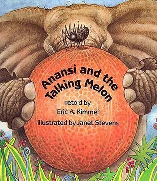 Anansi y el melón que habla