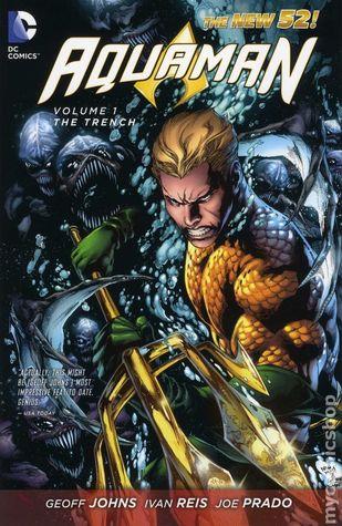 Aquaman, Volumen 1: La trinchera