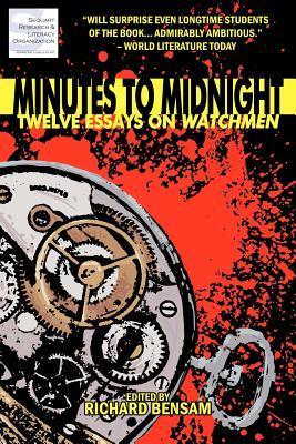 Minutos a medianoche: Doce ensayos sobre Watchmen