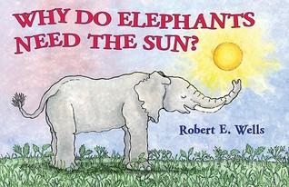 ¿Por qué los elefantes necesitan el sol?