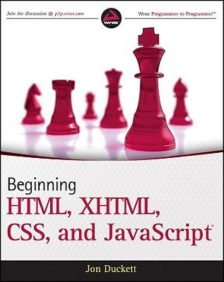 Inicio de HTML, XHTML, CSS y JavaScript