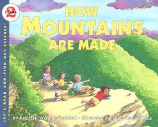 Cómo se hacen las montañas