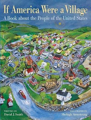 Si América era un pueblo: un libro sobre la gente de los Estados Unidos