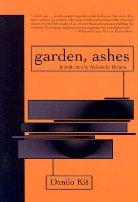 Jardín, cenizas