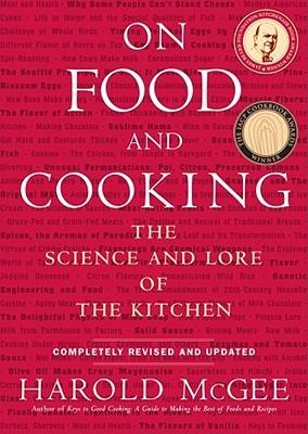 Sobre la comida y la cocina: la ciencia y el saber de la cocina