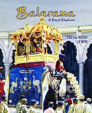 Balarama: un elefante real