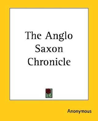 La Crónica Anglo-sajona