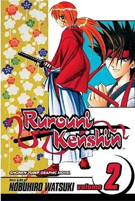 Rurouni Kenshin, Volumen 02