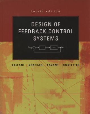 Diseño de Sistemas de Control de Retroalimentación