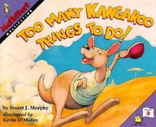 Demasiadas cosas de Kangaroo para hacer !: Math Start - 3