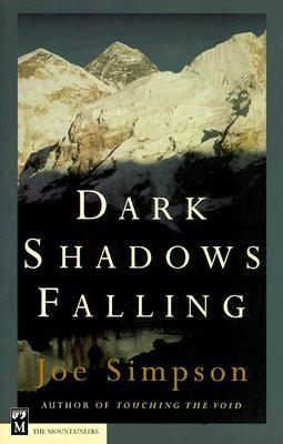 Sombras oscuras que caen