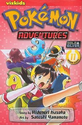 Pokémon Adventures, vol. 11
