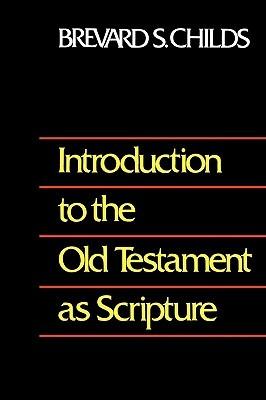 Introducción al Antiguo Testamento como Escritura