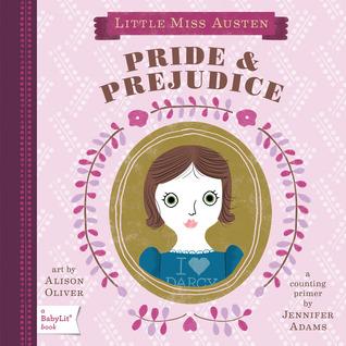 Pride & Prejudice: Una guía para contar a BabyLit