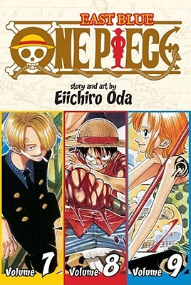 One Piece: East Blue 7-8-9, vol. 3