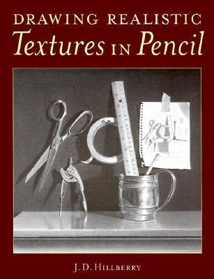Dibujo de texturas realistas en lápiz