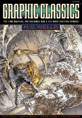 Graphic Classics, Volumen 3: H.G. Wells