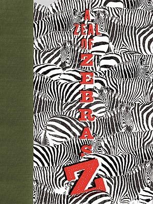 Un celo de las cebras: un alfabeto de los sustantivos colectivos
