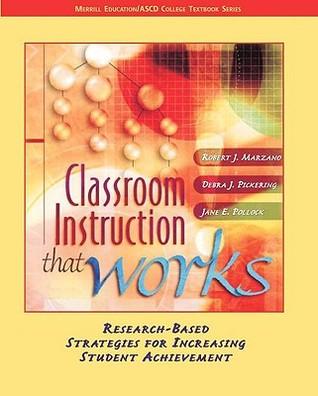 Instrucción en el aula que funciona: Estrategias basadas en la investigación para aumentar el rendimiento estudiantil