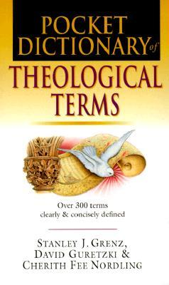 Diccionario de Pocket de términos teológicos