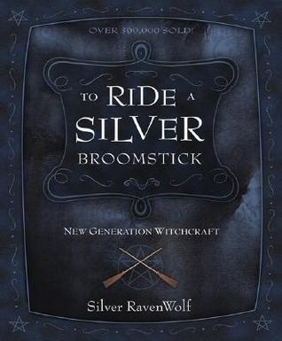 Para montar un palo de escoba de plata: brujería de nueva generación