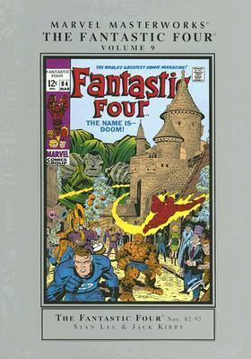 Marvel Masterworks: Los Cuatro Fantásticos, Vol. 9