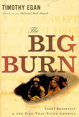 La quemadura grande: Teddy Roosevelt y el fuego que ahorró América