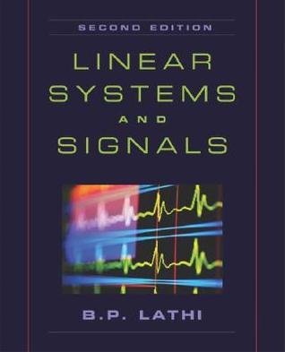 Sistemas Lineales y Señales