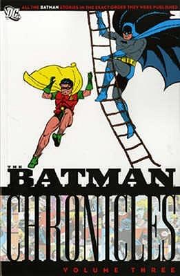 Las Crónicas de Batman, vol. 3