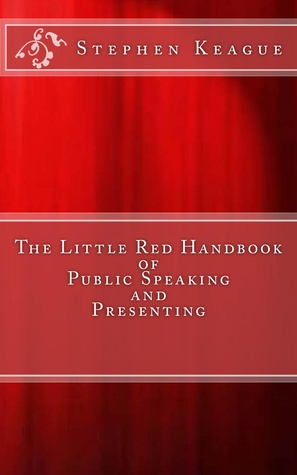 El pequeño manual rojo de hablar en público y presentar