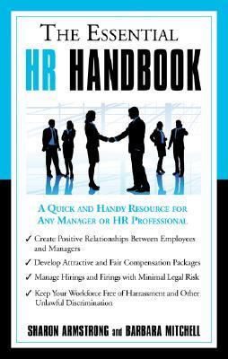 El manual esencial de recursos humanos: un recurso rápido y práctico para cualquier gerente o profesional de recursos humanos