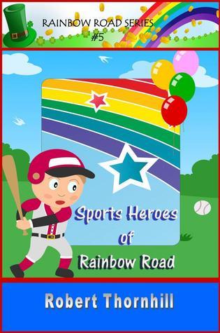 Héroes de los deportes del camino del arco iris