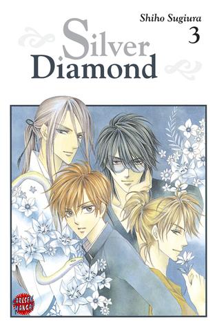 Diamante de plata 3